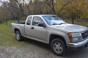 2006 GMC Canyon Extended Cab 2WD 354K Good Condition