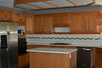 For Sale: Oak cabinets made by Kitchen Craft ($2000 obo)
