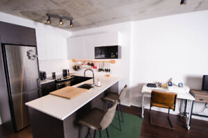 GRIFFINTOWN 1br PARKING AC ROOFTOP BBQ POOL GYM