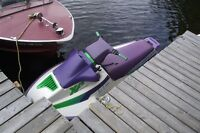 For Sale 1992 Sea doo XP 580 Twin Carb and Trailer