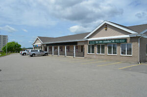 OFFICE SPACE FOR LEASE - 9 Somerset St., Saint John