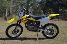 SUZUKI DRZ 125 L  2010 Grafton Clarence Valley Preview