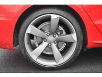 "Audi A5 OEM rota 19"" alloys and tyres"