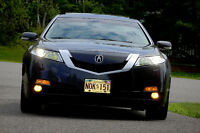 2010 Acura TL SH-AWD Sedan