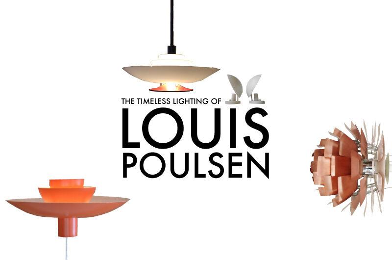 The Timeless Lighting of Louis Poulsen