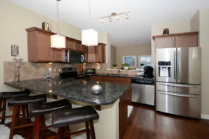 Upgraded 3 bdrm 2.5 bath townhouse in new community of Evanston