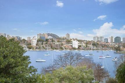 Waterfront Studio Apartment with Carspace Neutral Bay North Sydney Area Preview