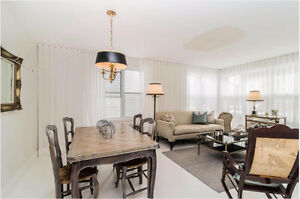 Dorval, Lakeshore Rd – RENOVATED Lower duplex with double garage