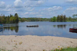 Lake Front Home for Sale!