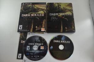 Dark Souls II 2 Black Armor Edition Playstation 3 PS3 COMPLETE