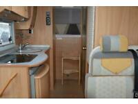 Burstner Elegance I690 LHD FIAT 4 BERTH 4 TRAVEL SEATS MOTORHOME