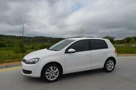 VW GOLF 1.6 TDi DSG MATCH AUTOMATIC, 2012 62 PLATE