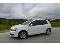 VW GOLF 1.6 TDi DSG MATCH AUTOMATIC, 2012 62 PLATE