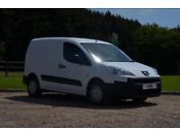 PEUGEOT PARTNER 1.6 HDI S L1 850 Short Wheel Base 89 BHP - NO VAT