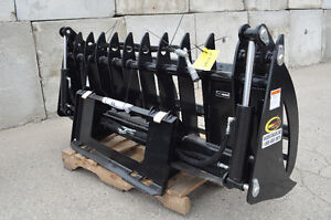 Best Grapples Made--For Skid Steer and Tractor--In Stock Now. Cambridge Kitchener Area image 5