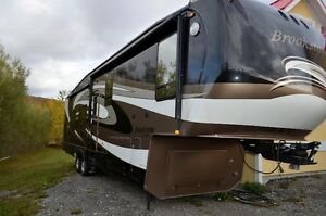 Roulotte Fifth Wheel haute gamme