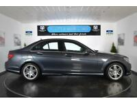 2011 MERCEDES C-CLASS C180 CGI BLUEEFFICIENCY SPORT SALOON PETROL