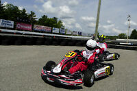 SAVE $20 on go kart program in Chilliwack!