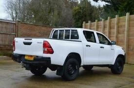 2016 66 TOYOTA HI-LUX 2.4 ACTIVE 4WD D-4D DOUBLE CAB PICK UP 148 BHP DIESEL