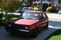 1985 Dodge Omni GLH Turbo