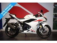 2017 SUZUKI GSX-R 125 ***NEW FOR 2017***BLACK OR WHITE***
