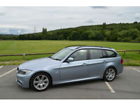 BMW 320I 2.0 Touring 2009MY*STUNNING RARE M sport*PX WELCOME