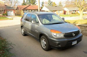 2003 Buick Rendezvous SUV, Crossover Kitchener / Waterloo Kitchener Area image 1