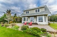 Superb Ocean View Cape Cod Awaits You in St. Philips