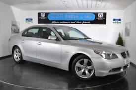 2006 BMW 5 SERIES 523I SE SALOON PETROL