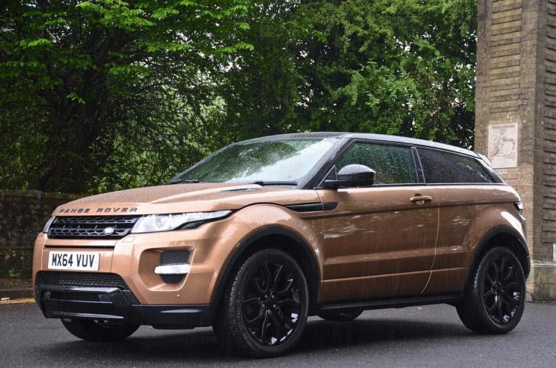 2014 land rover range rover evoque sd4 dynamic coupe. Black Bedroom Furniture Sets. Home Design Ideas