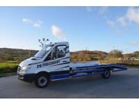 MERCEDES SPRINTER RECOVERY TRUCK,2.1 TD 2012 62 PLATE