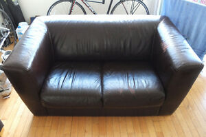 Brown Sofa Couch