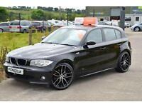 2006 BMW 1 SERIES 2.0 120D SPORT 5D 161 BHP DIESEL