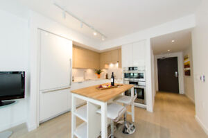 Brand NEW Two Bedroom and Den Condo (Olympic Village)