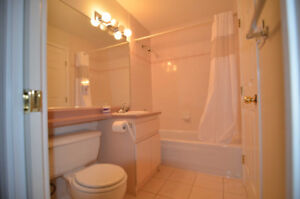 Furnished 2 bedroom suite (ground level) on E. 61st and Ont
