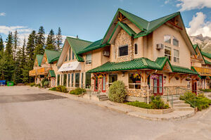 Fully furnished 2-Bedroom Townhouses at Inn of the Rockies