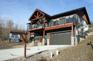 New custom home for sale at Redstone, Rossland BC