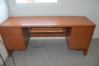 Solid wood office/ computer desk