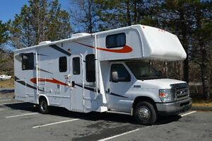 2011 Forest River 2650 C class motorhome - WINTER MODEL