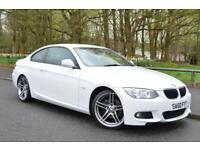 2010 BMW 3 SERIES 320D M SPORT COUPE DIESEL