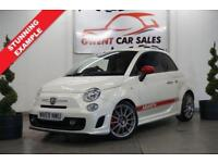 2009 59 ABARTH 500 1.4T ABARTH 3D 160 BHP ESSEESSE EDITION