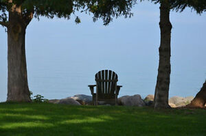 Waterfront home for rent in Meaford