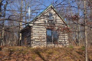 17 ACRE BUILDING LOT WITH LOG CABIN, DRILLED WELL AND 2 PONDS Kingston Kingston Area image 6