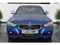2013 BMW 3 SERIES 320D M SPORT SALOON DIESEL