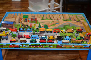 Thomas Tank Engine Collection - Including table & Track