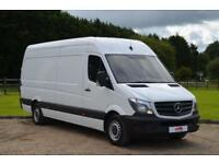 2015 65 MERCEDES-BENZ SPRINTER 2.1 CDI 313 EURO 5 LONG WHEEL BASE HIGH ROOF DIES