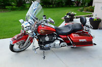 2006 CUSTOMIZED HD Road King Classic
