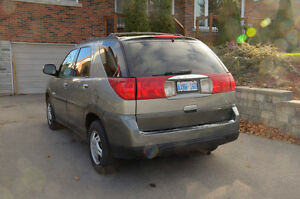 2003 Buick Rendezvous SUV, Crossover Kitchener / Waterloo Kitchener Area image 3