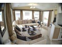 Fantastic static with decking and sea views on a 12 month season and pet friendl