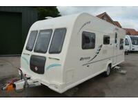 2011 Bailey Olympus 546 -6 Berth- Fixed Bunks & U Shape Lounge - Touring Caravan